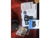 Canon 60D Digital SLR Boxed as new with Tamron 28-300mm zoom lens