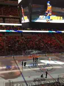 Edmonton Oilers Box Suite Individual Tickets or Ticket packs