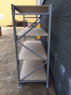 Longspan Shelving Unit - CLEARANCE SALE!! (2x2x0.6) Northgate Brisbane North East Preview