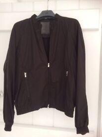 Calvin Klein Lightweight Cotton Bomber Jacket