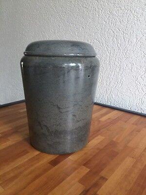 Urne aus nachwachsenden Rohstoffen inkl. Versand und Rechnung