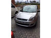Ford Fiesta Style 1.4 TdCi,alloys, parking sensors,electric windows,cd player/radio,central locking