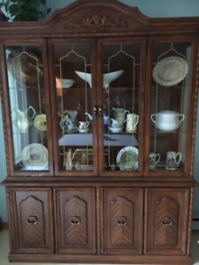 SUPER Crdence Et Buffet LOVELY Hutch And