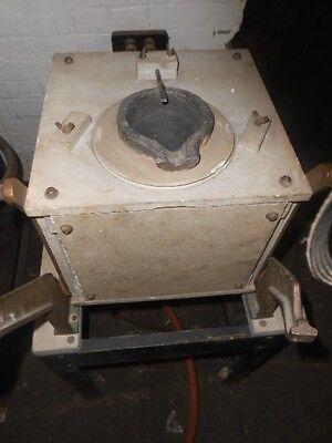 Induction Melting Melter Pot - - 10 Kg Crucible Capacity