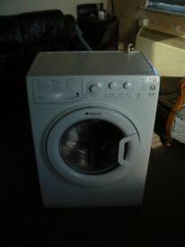 HotPoint-Washing Machine-ECOTECH-5kg-A+ rating