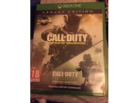 Call Of Duty Remastered Legacy Edition XBOX One