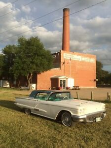 1958 Ford Thunderbird Coupe (2 door)  OBO Regina Regina Area image 1