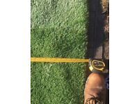 4m x 2m artificial grass for sale fantastic condition