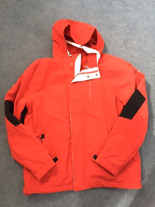 Never Been Worn!!Men's Red Tommy Hilfiger Spring Jacket - size L