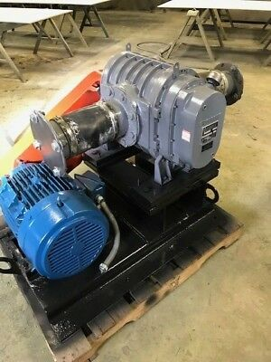 Sutorbilt Gardner-denver 6lp Blower 20 Hp Assembly