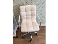 Therapy Treatment Chair (White)