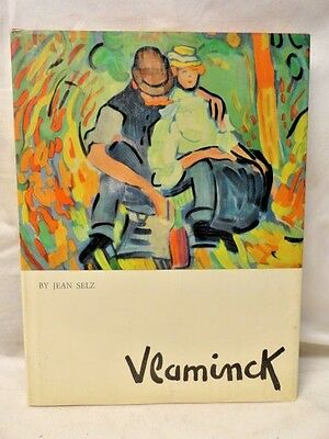 VLAMINCK Art & Photography European Fine Arts Illustrated Hardcover in Jacket