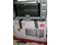 Rotisserie mini oven