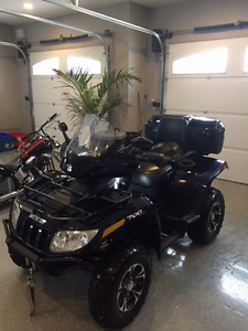 2014 Arctic Cat 700 TRV Limited