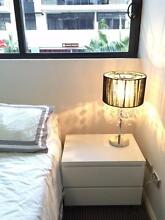 Black String Chandelier Table Lamps with Bulbs from Bunnings Waterloo Inner Sydney Preview