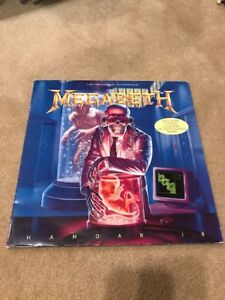Megadeth - Hangar 18 single **Vic Rattlehead Mask