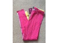 TU set of 3 Leggings NEW with tags Age 8 years