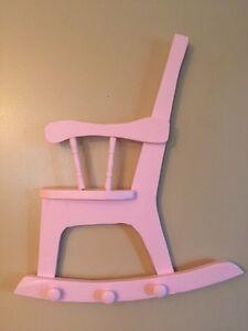 Repurposed Antique Rocking Chair Regina Regina Area image 1