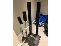 Sony surround speaker system - Model no SS-TSB104