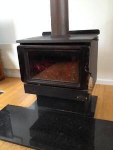 Coonara Wood Heater with flue Elwood Port Phillip Preview