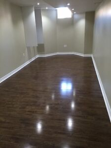 Newly Built Two Bedroom Basement Apartment - Mississauga