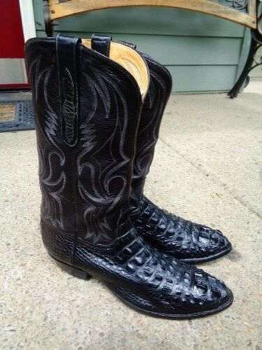 Falconhead, Tres, Outlaws, Hornback, Alligator, Cowboy, boots, Mens, size, 12, Nice!