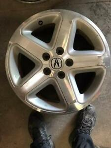 "4 - Acura 3.2 TL  17"" Alloy Rims"