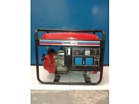 Clarke Generator FG3000 1.8kv 230 v out Petrol/ Portable. Low hours. £ 100