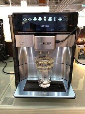 Siemens Kaffeevollautomat TE 657503 DE