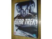 Star Trek DVD 2009