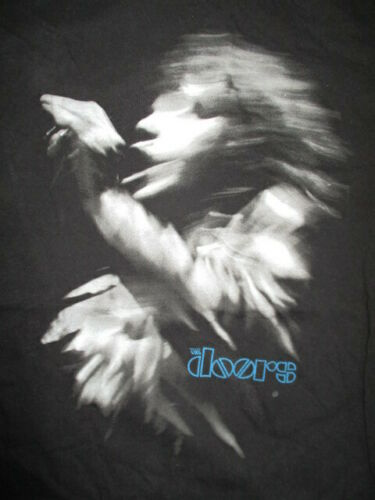 JIM MORRISON of The DOORS (XL) T-Shirt BREAK ON THROUGH TO THE OTHER SIDE