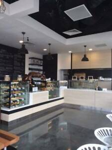 Experienced Cafe all rounder wanted!