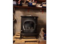 multi wood / coal burner brand new