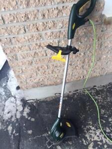 Coupe-herbe électrique YARDWORKS 45$