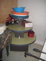 3 tier table in great condition FREE DELIVERY
