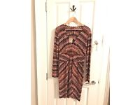 Brand new with tags Missoni dress in UK 14