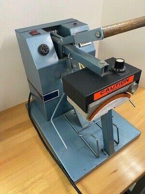 Hix B-250 Cap Heat Press