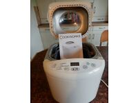 Cookworks Breadmaker Model No 11597