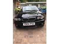 BMW, 3 SERIES, Convertible, 2004, Manual, 2171 (cc), 2 doors