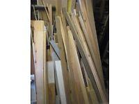 Joblot timber offcuts