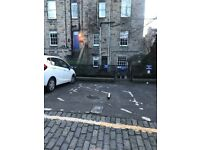 Car parking space to rent - Edinburgh West End