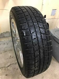COMPLETE WINTER TIRE PACKAGE Strathcona County Edmonton Area image 2