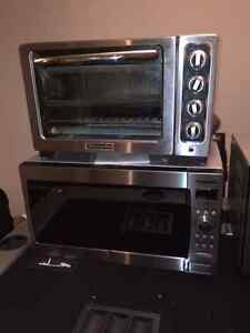 ** KITCHEN  AID  TOASTER  OVEN * $50