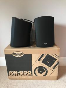 Klipsch Outdoor Speakers
