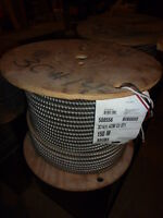 Armoured Electrical Cable (BX) – Copper Wire 14/3, 150 Metres