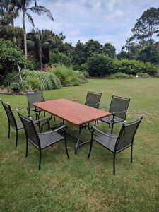 Outdoor setting Skennars Head Ballina Area Preview