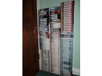 Lightly-used VHS tapes - various E60, 90, 120, 180, 240 - TDK, Maxell, Scotch, BASF, etc.
