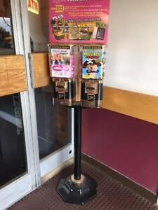TURNKEY CASH VENDING ROUTE FOR SALE