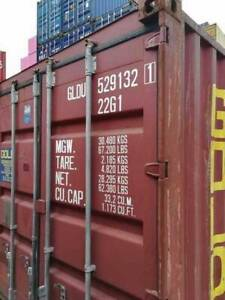 20FT Used Shipping Containers for Sale Brisbane Brisbane City Brisbane North West Preview