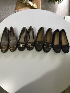 Assortment of Ladies Size 5 Shoes